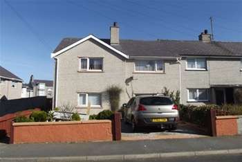 3 Bedrooms Terraced House for rent in Holyhead