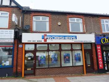 1 Bedroom Flat for sale in Bebington Road, Bebington, Wirral