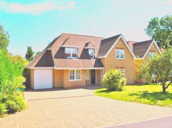 5 Bedrooms Detached House for sale in High Wych Road, Sawbridgeworth