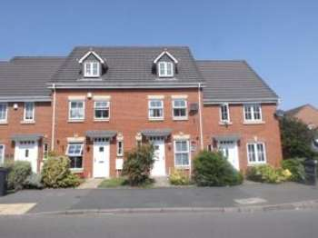3 Bedrooms Terraced House for sale in Hospital Street, Walsall, West Midlands