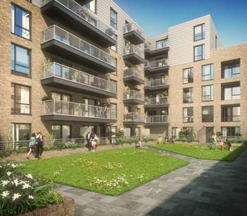2 Bedrooms Apartment Flat for sale in Parliament Reach, Black Prince Road, Kennington, SE11 6JJ
