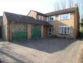 4 Bedrooms Detached House for sale in Pen y bont, Town Street, Upwell, PE14