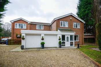 4 Bedrooms Detached House for sale in Sanderson Lane, Heskin