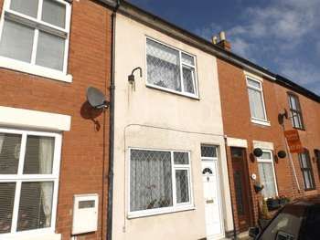 3 Bedrooms Terraced House for sale in Meadow Street, Kettlebrook, Tamworth
