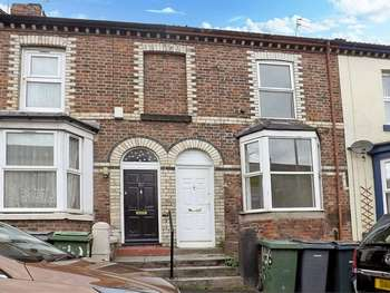 2 Bedrooms Terraced House for sale in Rodney Street, Birkenhead, Merseyside