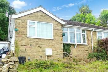 2 Bedrooms Semi Detached Bungalow for sale in Aireville Crescent, Bradford, West Yorkshire
