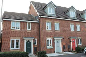 3 Bedrooms Terraced House for sale in Coopers Meadow, Coventry