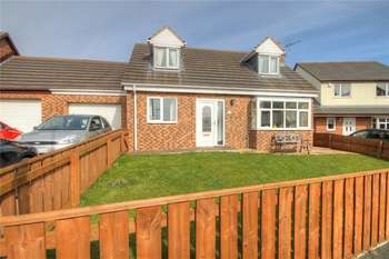 3 Bedrooms Bungalow for sale in Ascot Court, Leeholme, County Durham, DL14