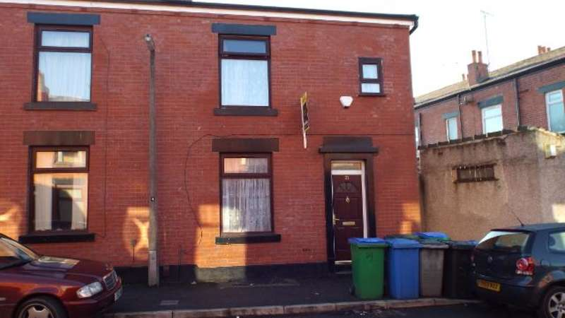 2 Bedrooms Terraced House for sale in Davyhulme Street, Rochdale, Lancashire, OL12 9BW