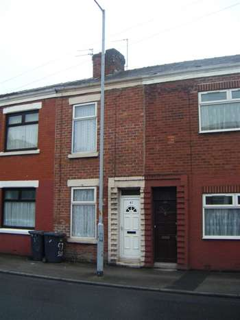 2 Bedrooms Terraced House for sale in Skeffington Road, Preston, Lancashire, PR1 5UR