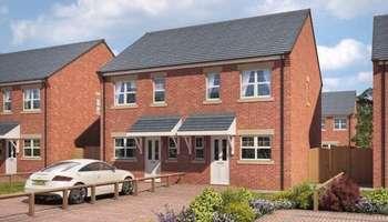 2 Bedrooms Semi Detached House for sale in Pontefract Park, Pontefract