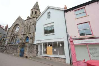 2 Bedrooms Commercial Property for sale in Vale Street, Denbigh