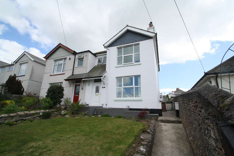 4 Bedrooms Semi Detached House for sale in Plymstock Road, Oreston.
