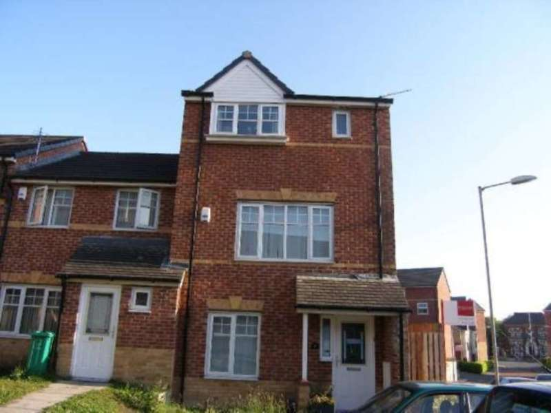 4 Bedrooms Town House for sale in Knightsbridge Road, Manchester