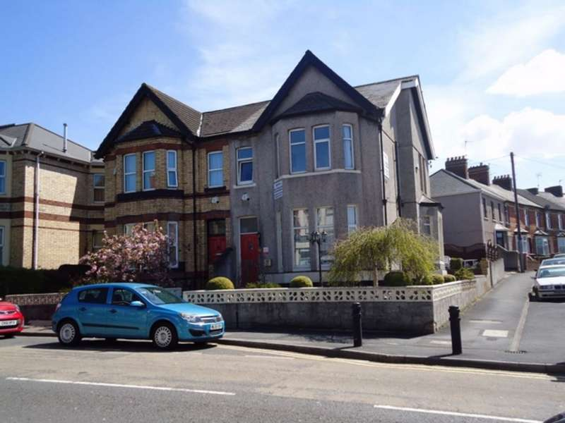 11 Bedrooms Semi Detached House for sale in Caerleon Road, NEWPORT