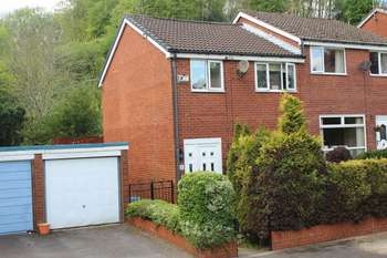 4 Bedrooms Semi Detached House for sale in Birch Drive, Oldham