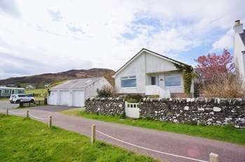 3 Bedrooms Detached Bungalow for sale in Kilchoan, Acharacle