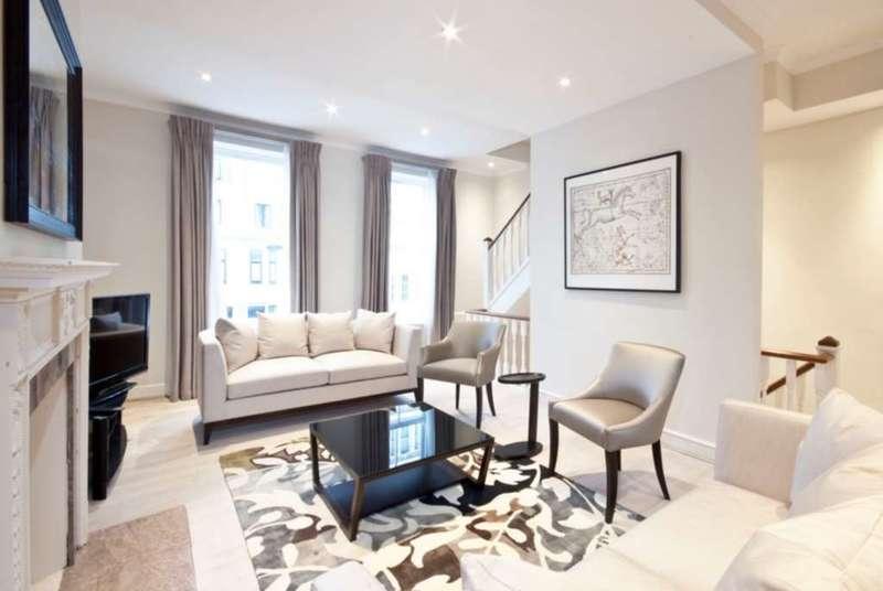 3 Bedrooms House for rent in De Vere Gardens, Kensington, W8