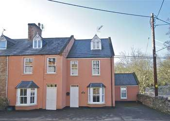 2 Bedrooms Flat for sale in 2 Church Cottages, Wookey Hole, Near Wells