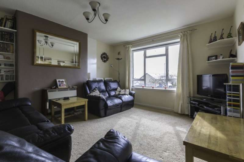 2 Bedrooms Flat for sale in Isla Road, Kirriemuir, Angus, DD8 5AQ