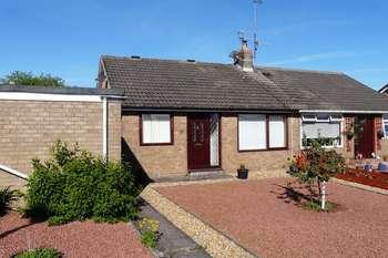 2 Bedrooms Semi Detached Bungalow for sale in Greenwood, Tweedmouth, Berwick-Upon-Tweed