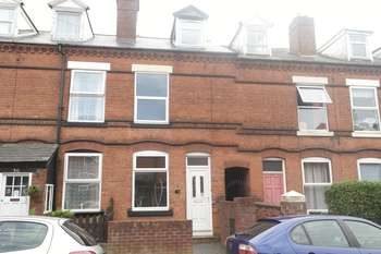 3 Bedrooms Terraced House for sale in Lumley Road, Walsall