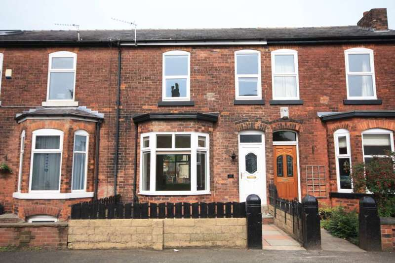 3 Bedrooms Terraced House for sale in Egerton St, Prestwich