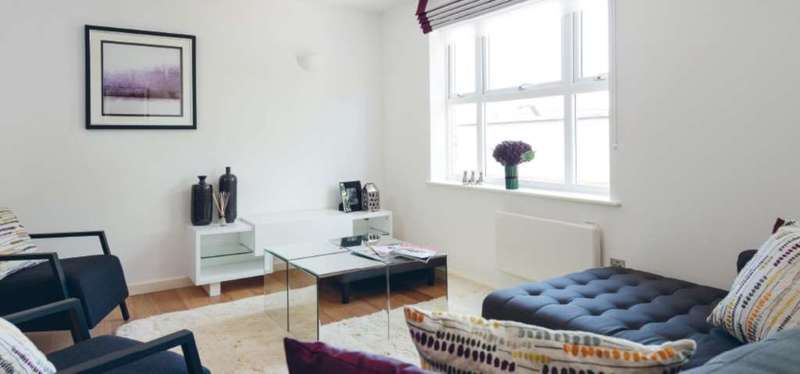 1 Bedroom Apartment Flat for sale in Stafford Road, Croydon