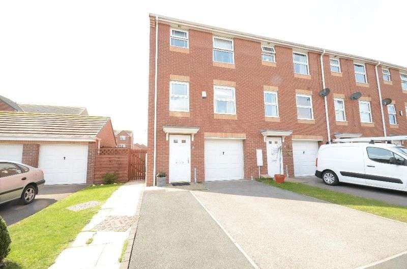 4 Bedrooms Terraced House for sale in Dalby Grove, Seaham