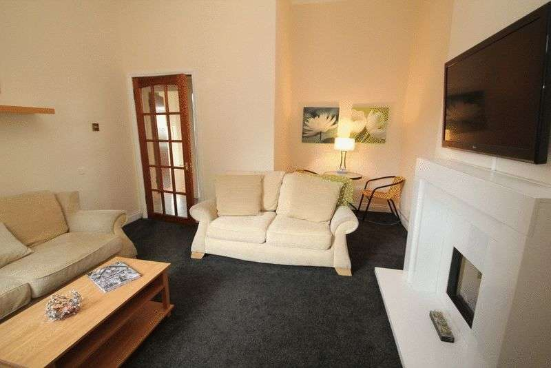 2 Bedrooms Flat for sale in Moss Road, Tillicoultry