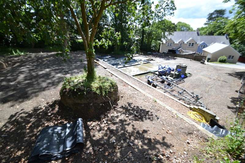 4 Bedrooms Plot Commercial for sale in Plot 3 Haytor Gardens, Tenby, Pembrokeshire. SA70 8HW