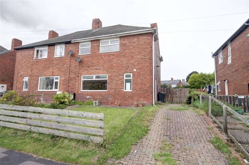 4 Bedrooms Semi Detached House for sale in Grey Ridges, Brandon, Durham, DH7