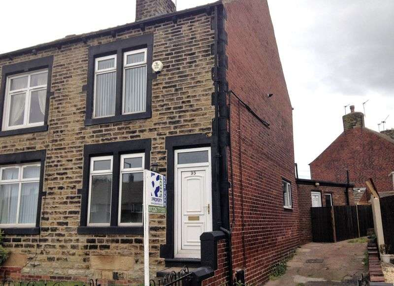2 Bedrooms Semi Detached House for sale in Fish Dam Lane, Barnsley