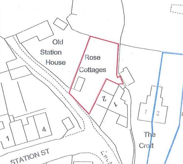 Land Commercial for sale in Church Street, Machen, Caerphilly