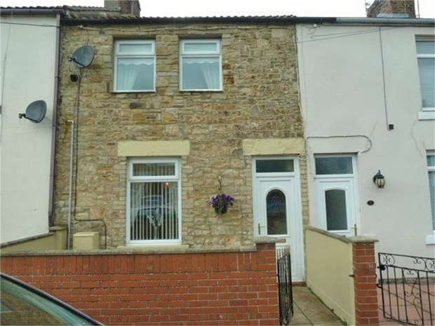 2 Bedrooms Terraced House for sale in Park Road, Witton Park, Bishop Auckland, Durham