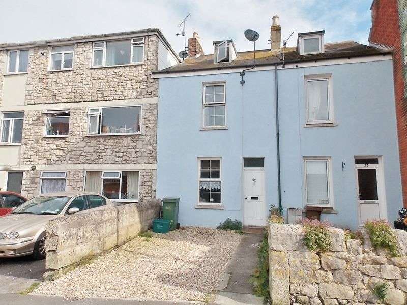 3 Bedrooms Terraced House for sale in Castletown, Portland