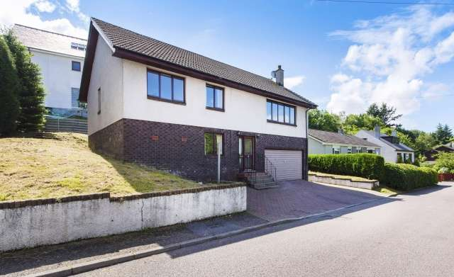 6 Bedrooms Detached House for sale in Cameron Road, Fort William, Inverness-Shire, PH33 6LH