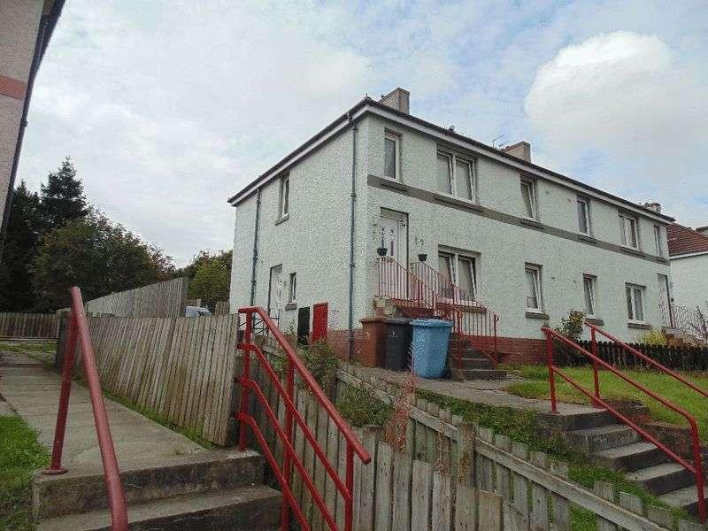 2 Bedrooms Flat for sale in Vulcan Street, Motherwell