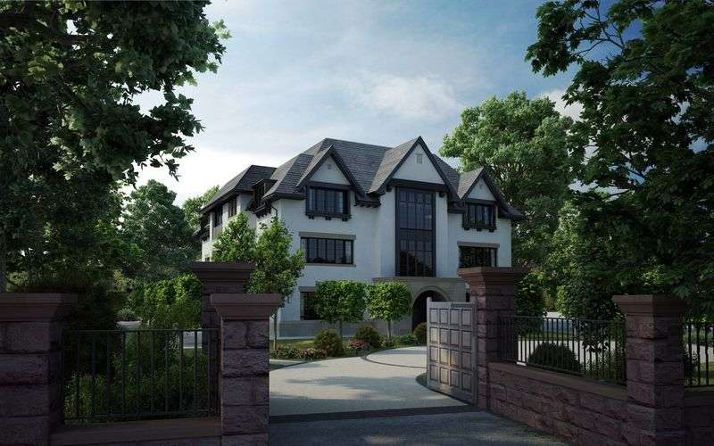 3 Bedrooms Flat for sale in Broad Lane,