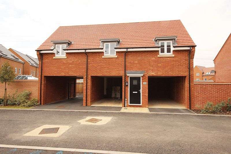 2 Bedrooms Flat for sale in Horse Croft, Marston Moretaine