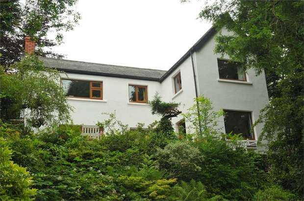 3 Bedrooms Detached House for sale in Ystumtuen, Aberystwyth, Ceredigion