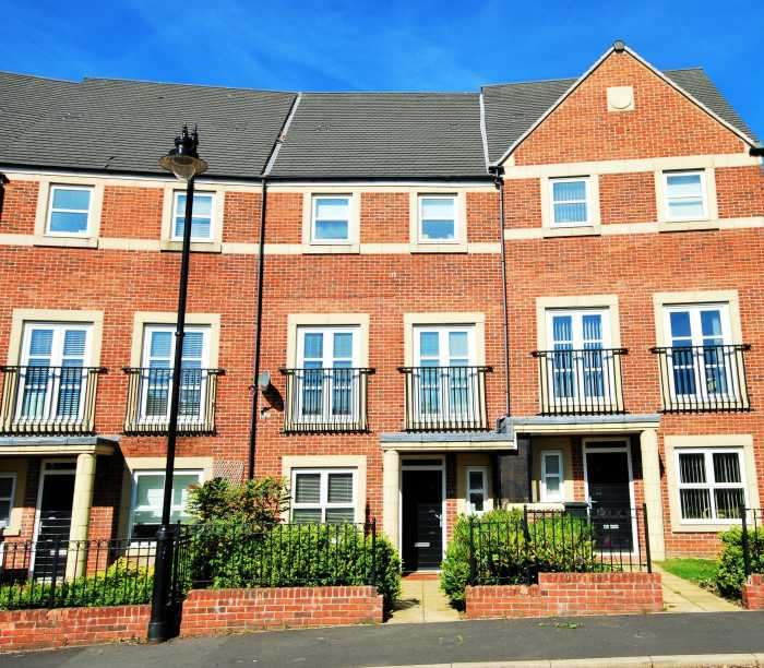 4 Bedrooms House for sale in Featherstone Grove, Melbury, Newcastle Great Park, Newcastle, Gosforth, NE3 5RJ