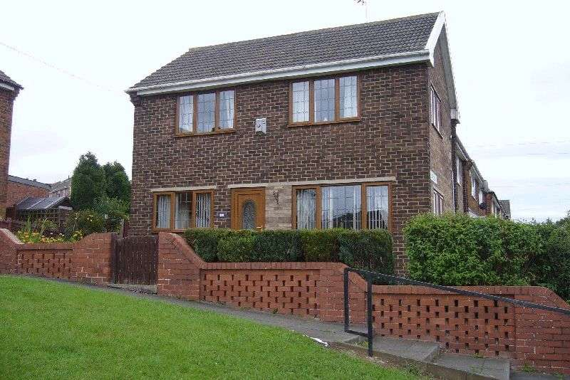 2 Bedrooms Semi Detached House for sale in Jubilee Crescent, Shildon