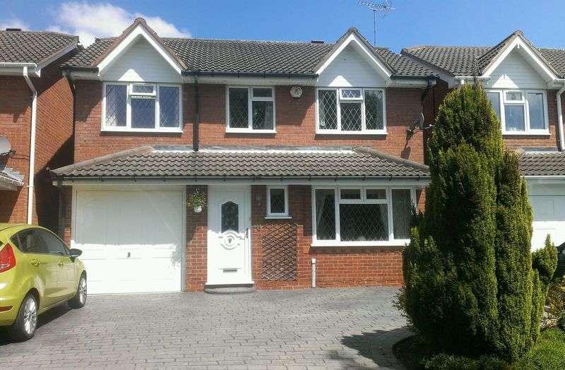 4 Bedrooms Detached House for sale in GORNAL/PENSNETT, Cassandra Close