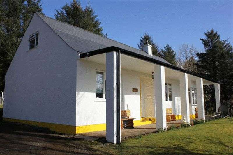2 Bedrooms Detached Bungalow for sale in PILLARS: 2+ beds, immaculate, development potential, 5 miles Portree