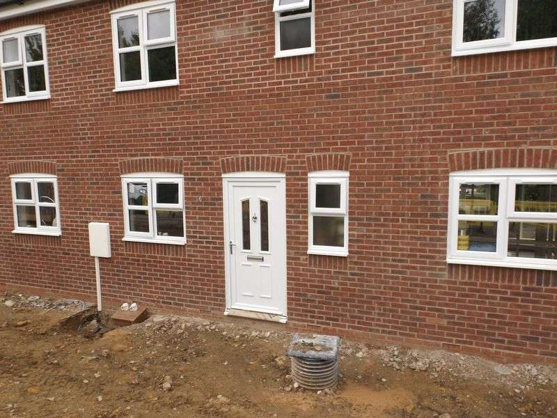 Property for sale in Meadow View Road, Swadlincote