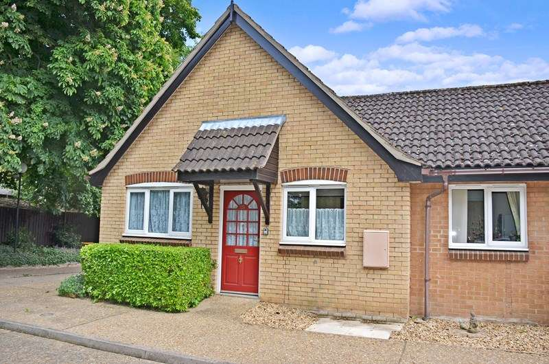 2 Bedrooms Retirement Property for sale in Kimbolton Court, Peterborough, PE1 2NL