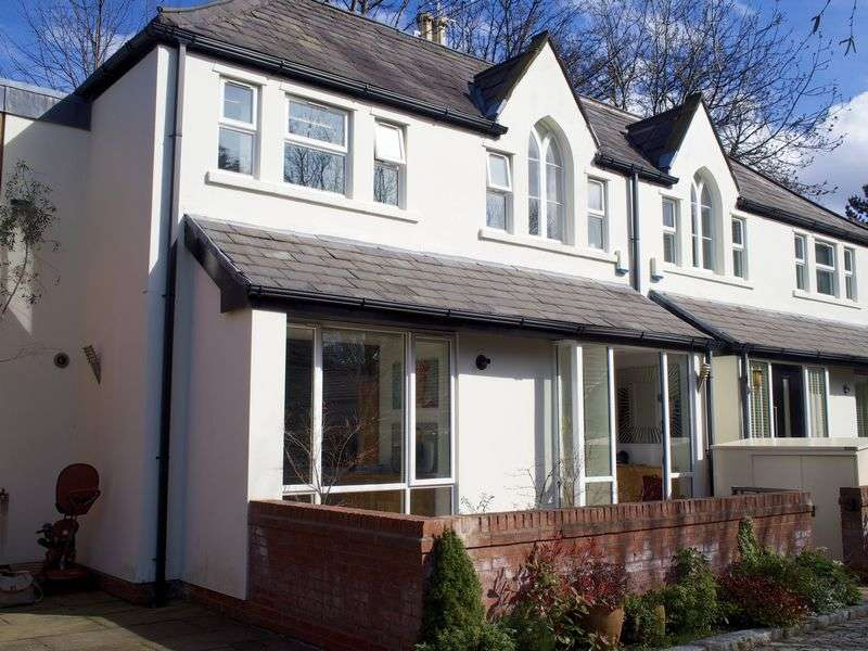 3 Bedrooms Terraced House for sale in Mossley Hill, Liverpool