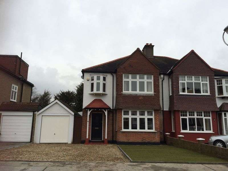 4 Bedrooms Semi Detached House for sale in Eldon Avenue, Croydon