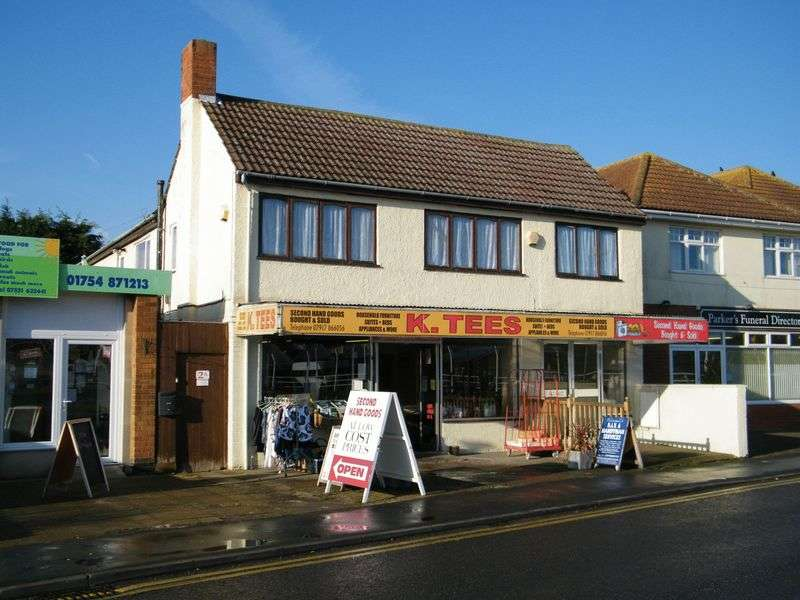 Property for sale in South Road, Chapel St. Leonards, Skegness